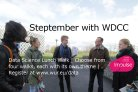 Data Science Lunch Walk: 'Steptember' with WDCC