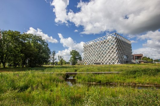 Atlas op Wageningen Campus