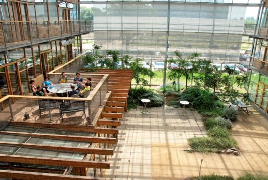 Sustainability Wageningen Campus
