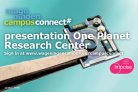 Wageningen Campus Connect presents: OnePlanet Research Center - digitale innovaties voor een duurzame landbouw, voeding en gezondheid