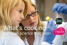 What's cooking - nutrition science luncheon