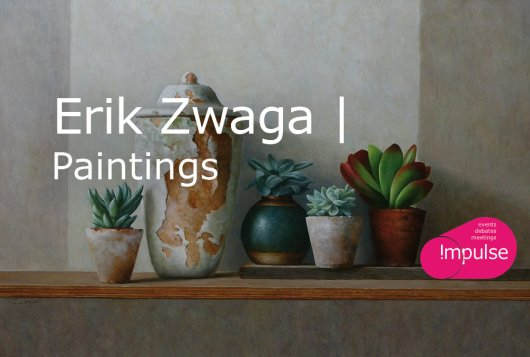 Erik Zwaga | Paintings