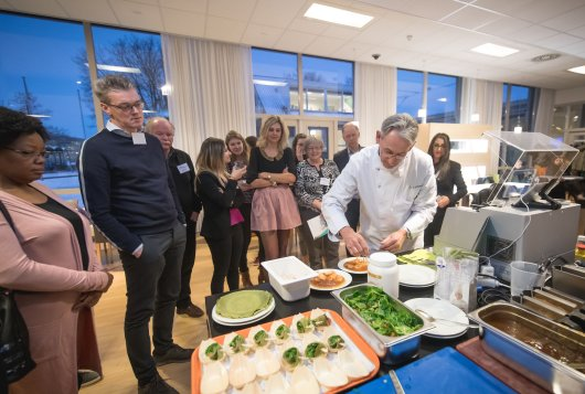 Eerste Campus Connect Café 2019