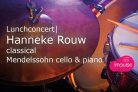 Hanneke Rauw Classical Mendelssohn, cello piano