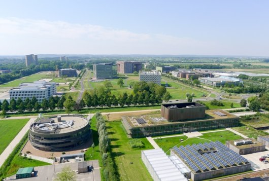 Campusgebied - Wageningen Campus