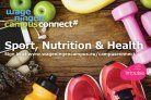 Campus Connect Sports, Nutrition & Health
