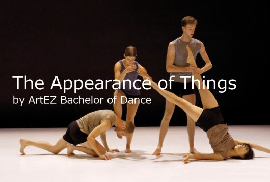 The Appearance of Things | by ArtEZ Bachelor of Dance