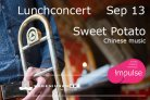 lunch concert sweet patato